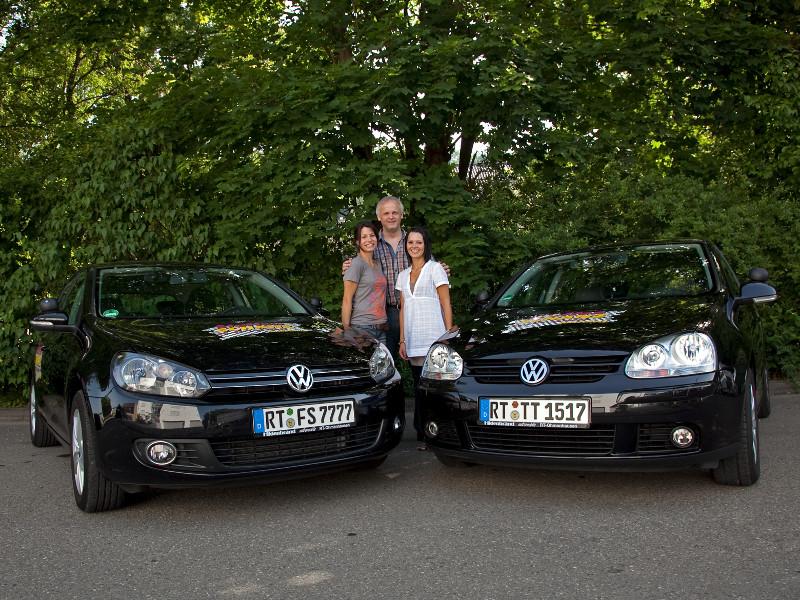 Fahrschule Reutlingen und Wannweil mit Steffen und Alexandra Schanz