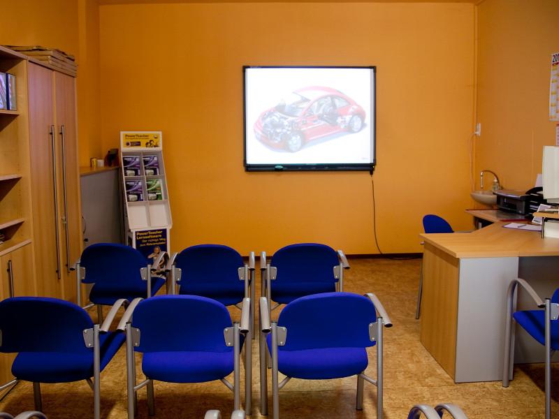 Theorieunterricht in Reutlingen bei der Fahrschule Schanz